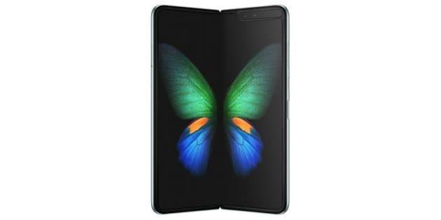 Samsung Galaxy Fold – planshetga aylanadigan smartfon