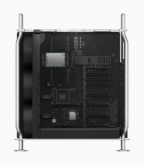 Apple yangi Mac Pro'ni taqdim etdi: 1.5 TB xotira, 28 yadroli protsessor va 5999 $ narx