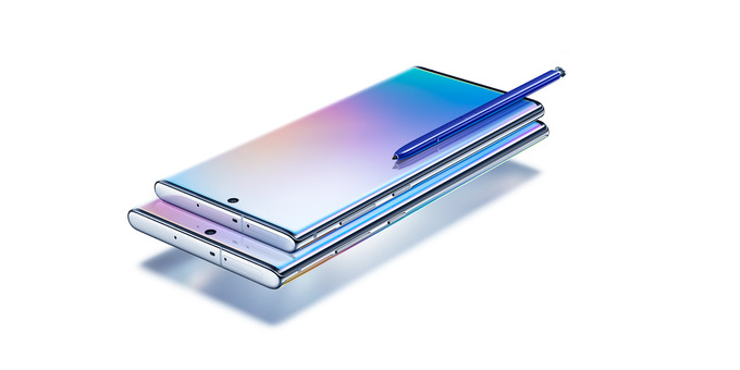 Samsung представила новые смартфоны Galaxy