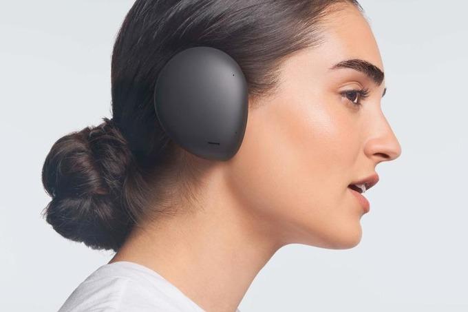 Human Headphones : странные, но классные — первые накладные наушники без проводов с удивительными функциями