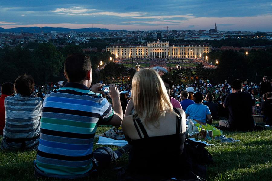 Вена второй раз подряд стала самым комфортным городом для жизни