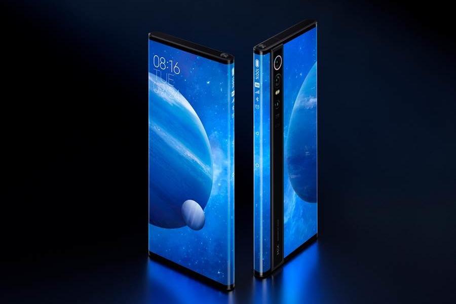 Xiaomi deyarli barcha qismi ekrandan iborat qariyb 3000 dollarlik smartfonni namoyish qildi