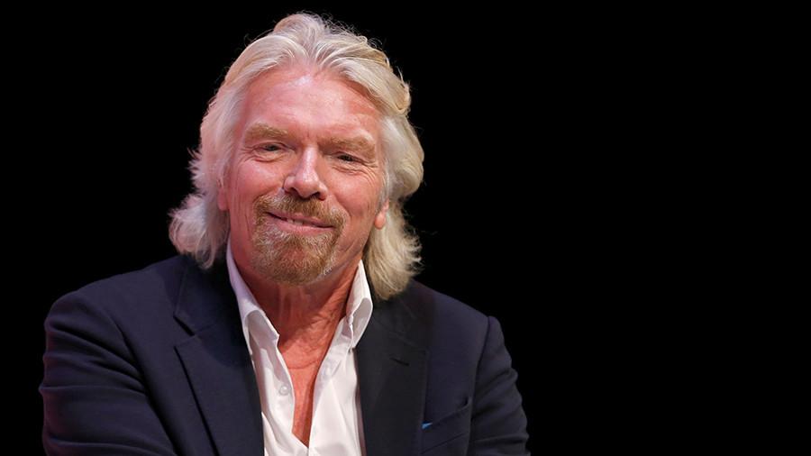 5 советов начинающим предпринимателям от Ричарда Брэнсона