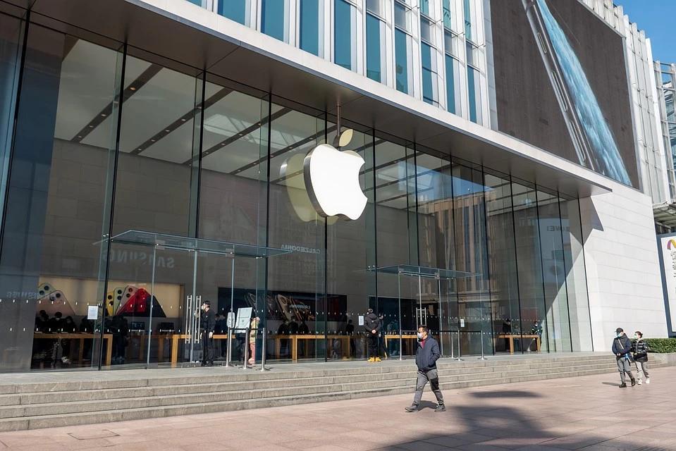 Apple Xitoydan boshqa davlatlardagi barcha do'konlarini yopadi