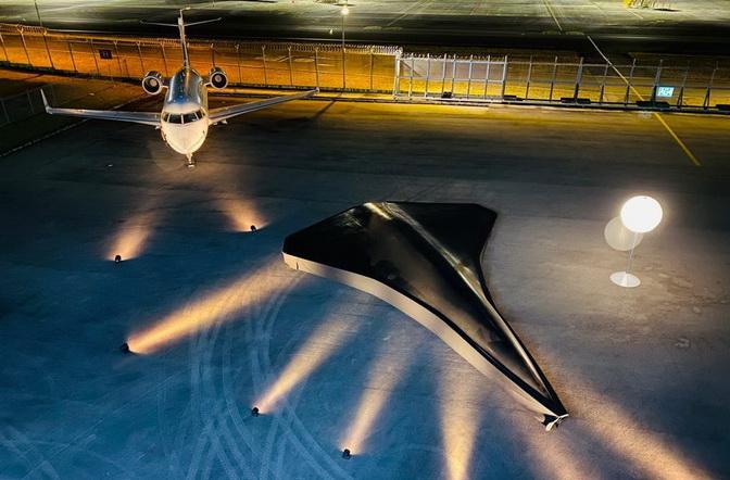 Arrow – tovushdan tez uchuvchi dunyodagi ilk dron