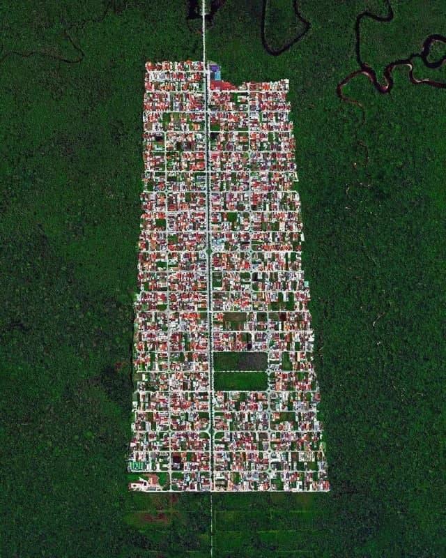 Braziliyadagi kichkina shahar😍😍😍