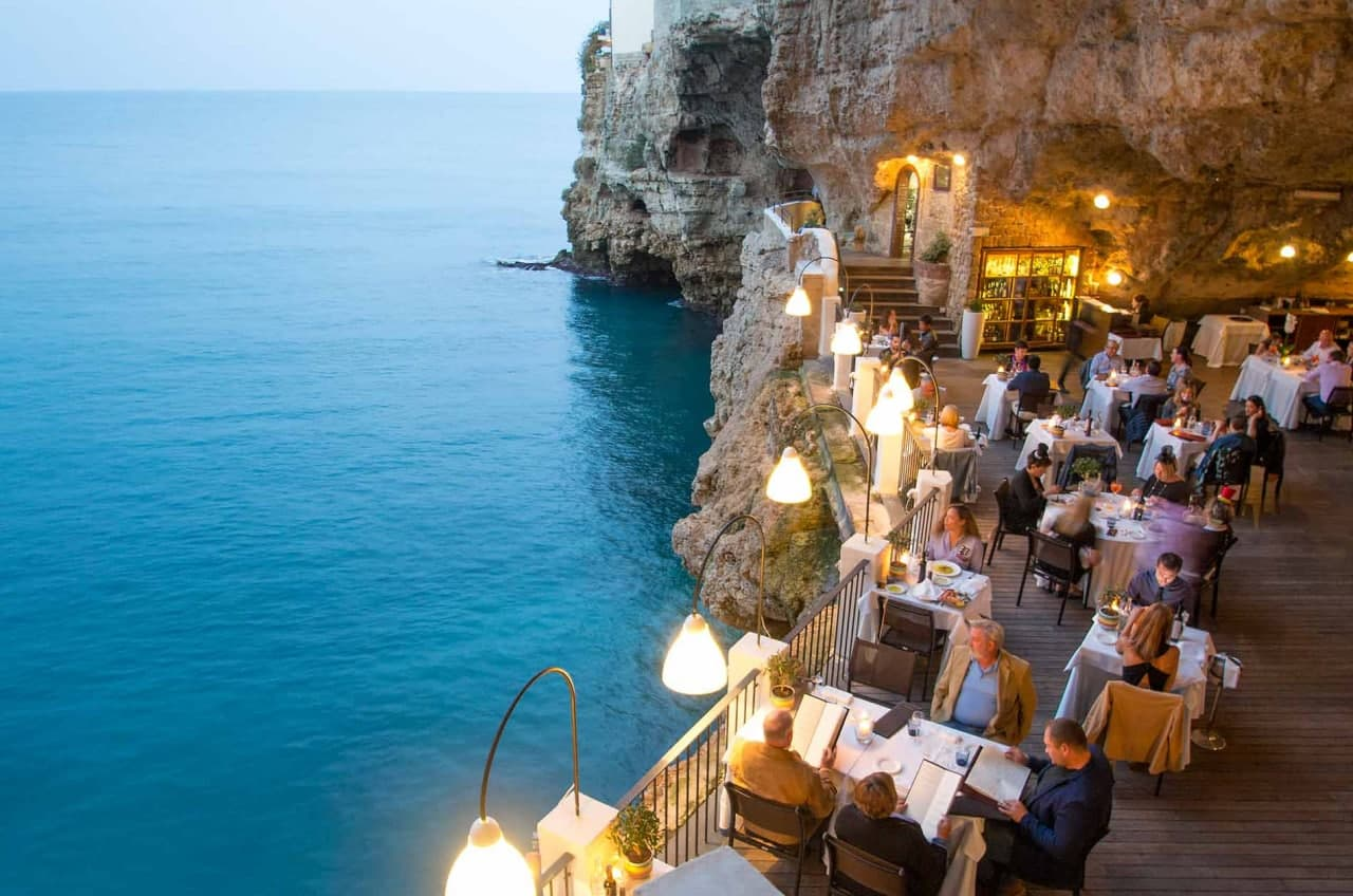 Dunyodagi eng ajabtovur va ekzotik 10ta restoran