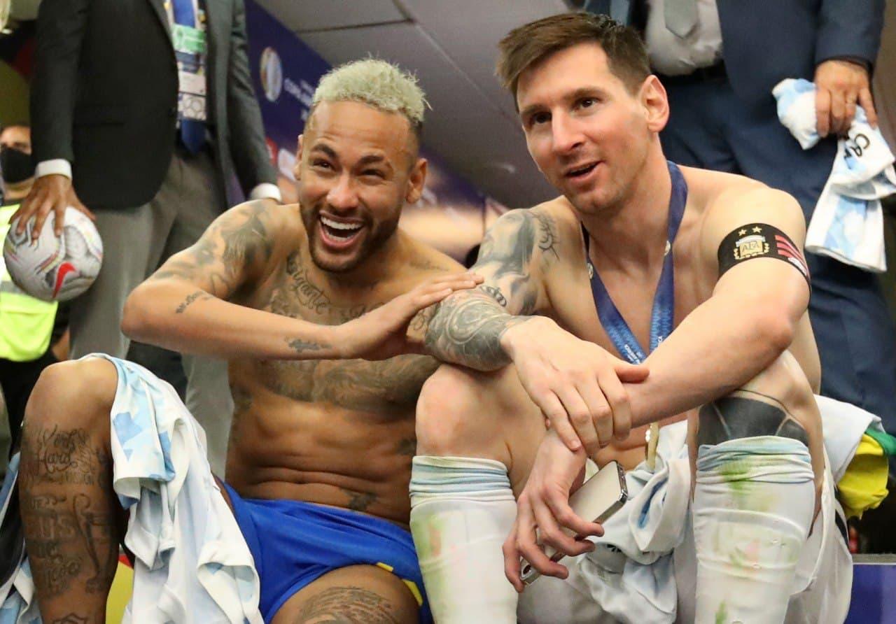 Argentina Braziliyani mag'lub etib, Amerika Kubogida g'olib bo'ldi