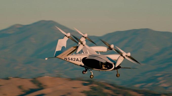 NASA aerotaksini sinovdan oʻtkazmoqda